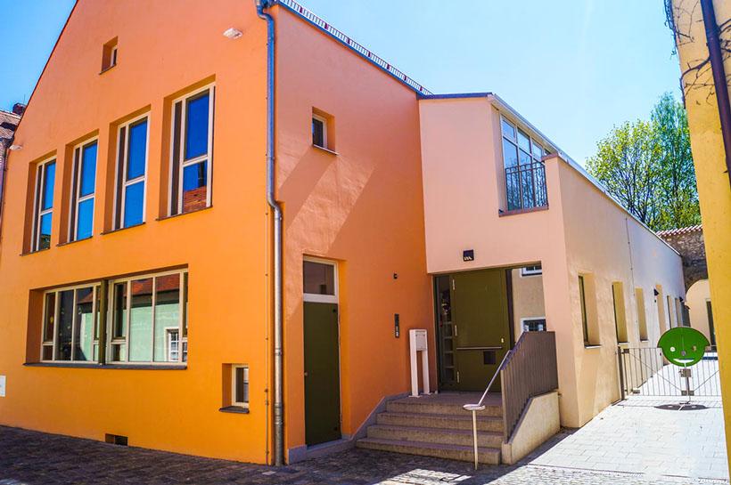 Wiederaufbau Kindergarten Mariä Himmelfahrt