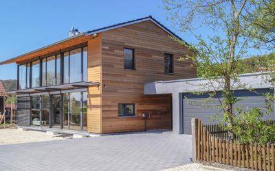 Modernes Einfamilienhaus in Matting