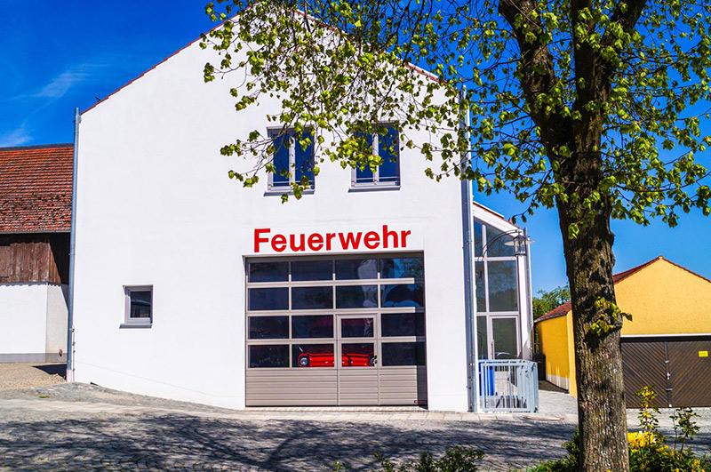 Feuerwehrhaus Kapfelberg