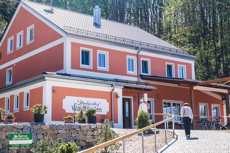 Gasthof Waldfrieden in Bad Abbach