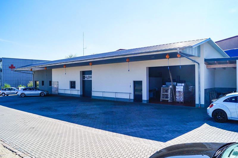Arbeits- und Bürogebäude in Kelheim